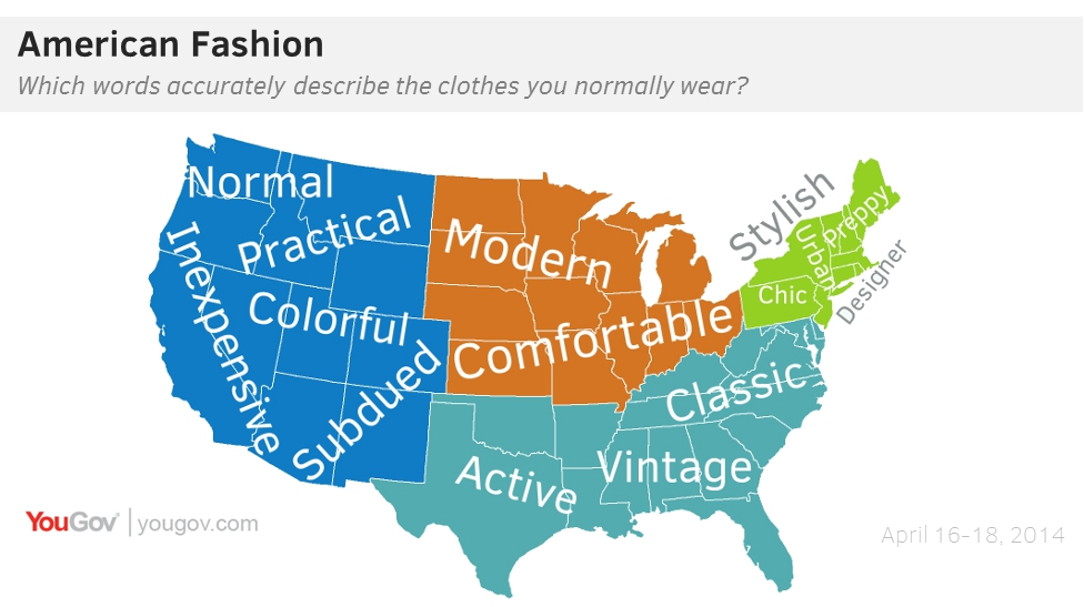 Normcore'? Most of us already were | YouGov