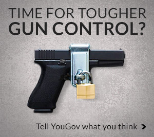 Do you think it's time for tougher gun control?