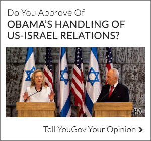 Do you approve of Obama's handling of US-Israel relations?